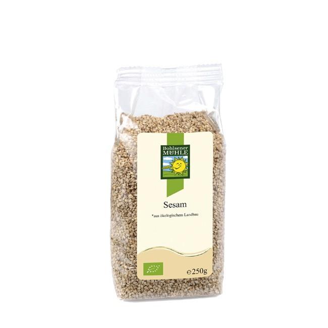 Bohlsener Mühle Sesam, ungeschält mit vielen B Vitaminen