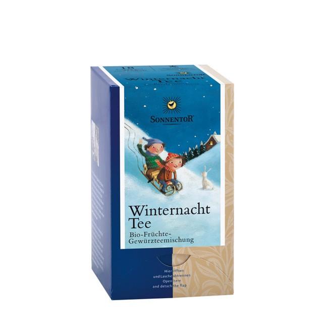 Sonnentor Bio Früchtetee Winternacht (18 Beutel)