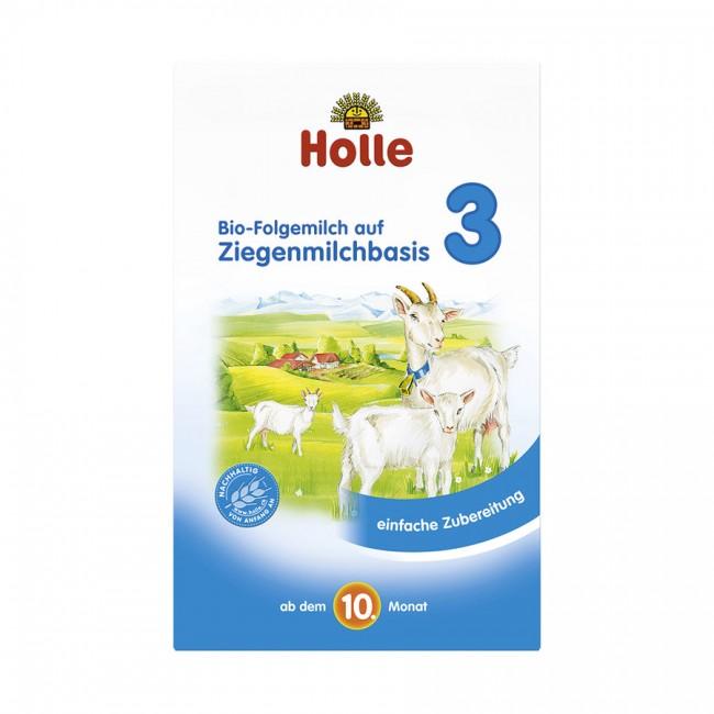 Bio Folgemilch 3 auf Ziegenmilchbasis von Holle (400g)