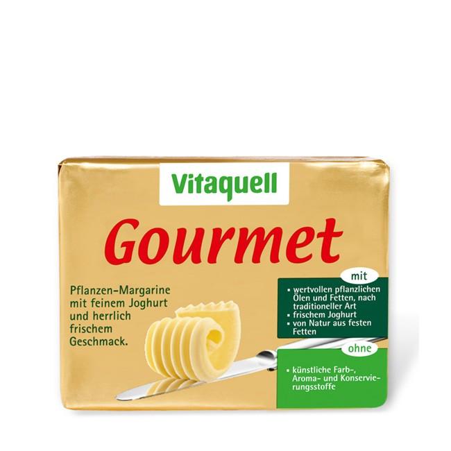 Gourmet Pflanzenmargarine von Vitaquell (250g)
