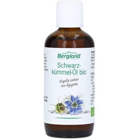 Bergland : Schwarzkümmelöl, bio (100ml)