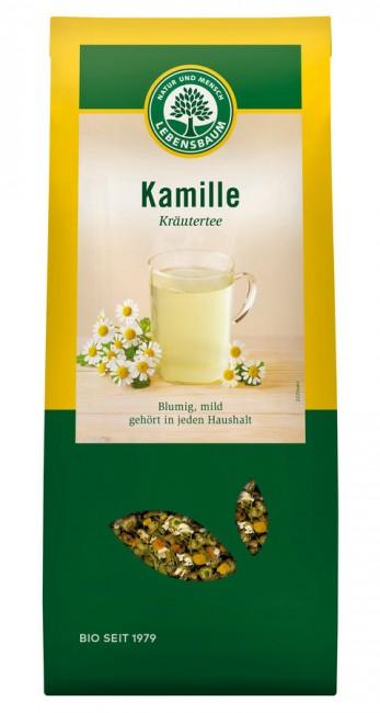 Lebensbaum : Kamille Kräuter-Tee lose, bio (80g)