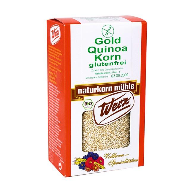 Gold Quinoa Korn, bio