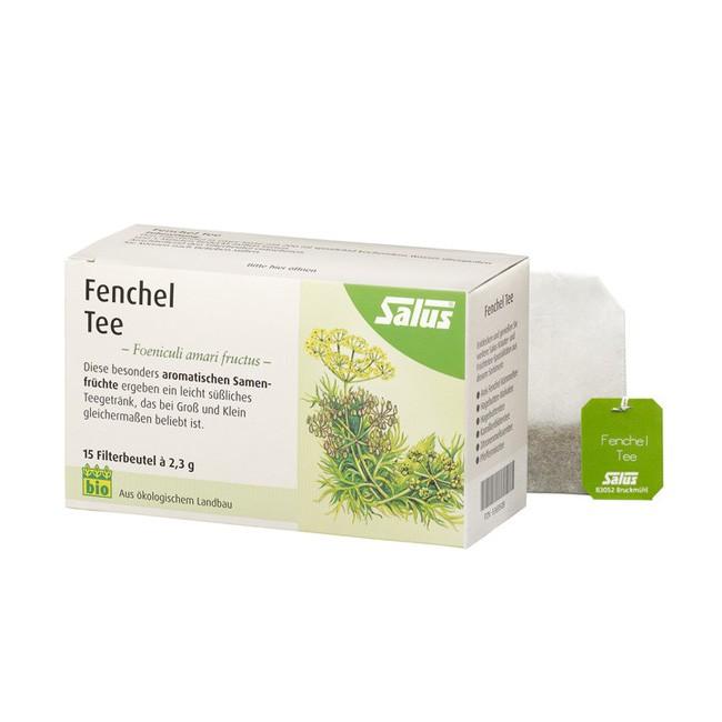 Bio Fenchel Tee von Salus (15 Beutel)