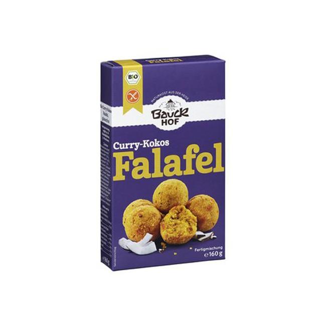 Buackhof Bio Falafel Curry Kokos 160g