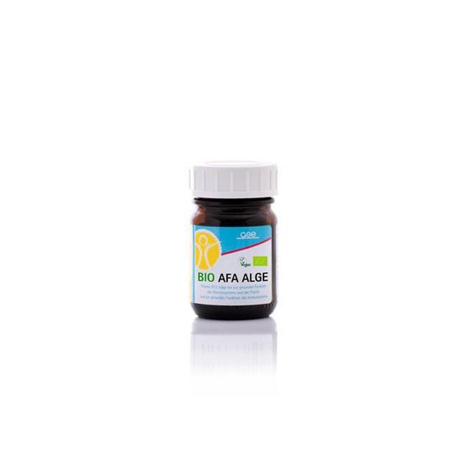 GSE: AFA Algen Tabletten, bio (60 Stk)