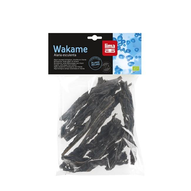 Bio Wakame Algen von Lima (40g)