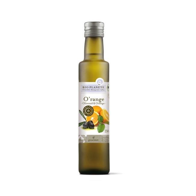 Bio Planète O'range Olivenöl & Orange, bio 250ml