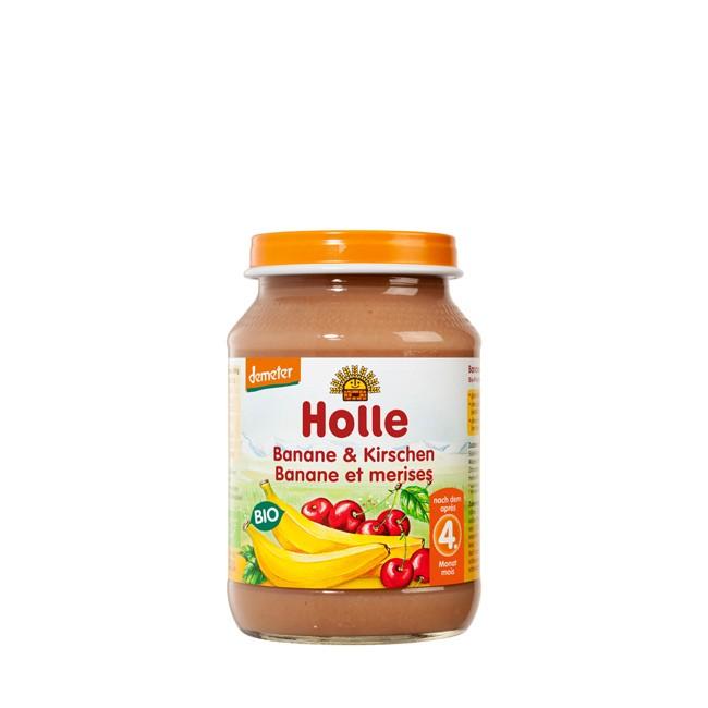 holle-banane-kirsche-bio-190g