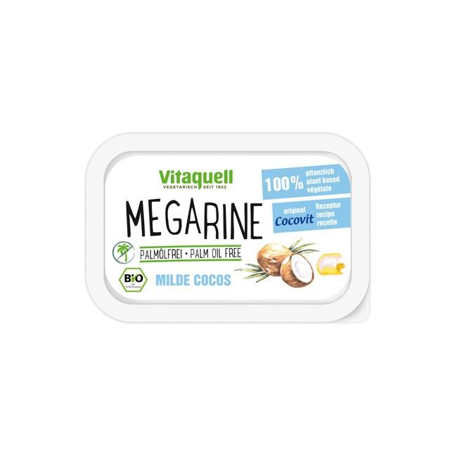 Vitaquell megarine milde cocos 250 g vegan