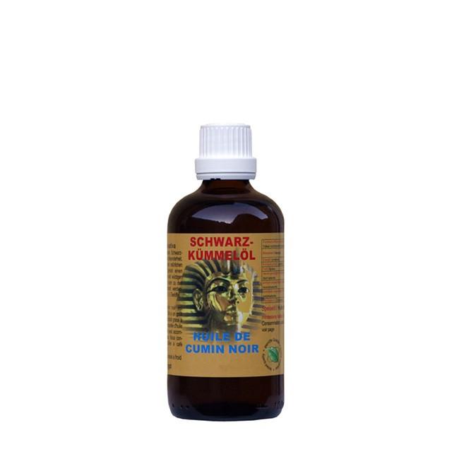 NaturGut 100% Schwarzkümmelöl in der 250ml Flasche