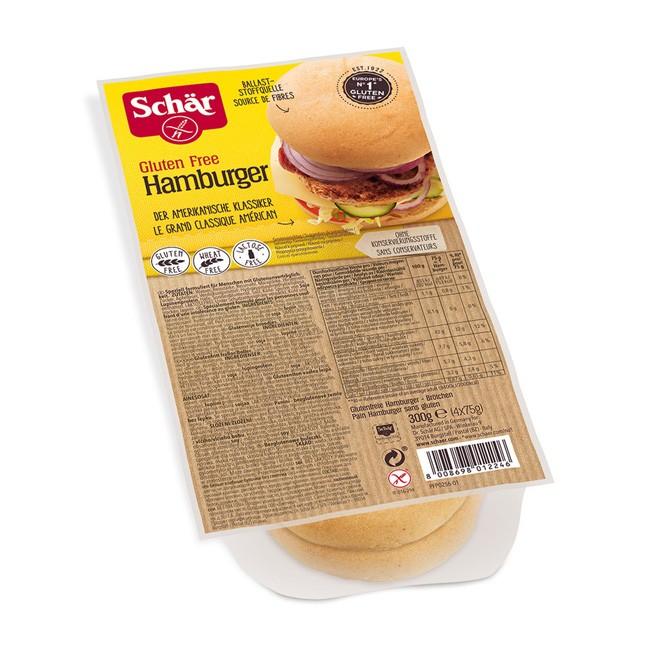 Schär Hamburger Brötchen