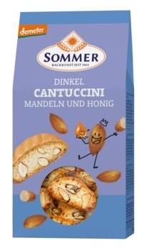 Sommer : Dinkel Cantuccini vegan, demeter (150g)