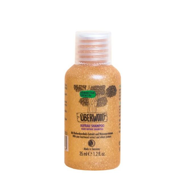 Überwood : Aufbau Shampoo (35ml)