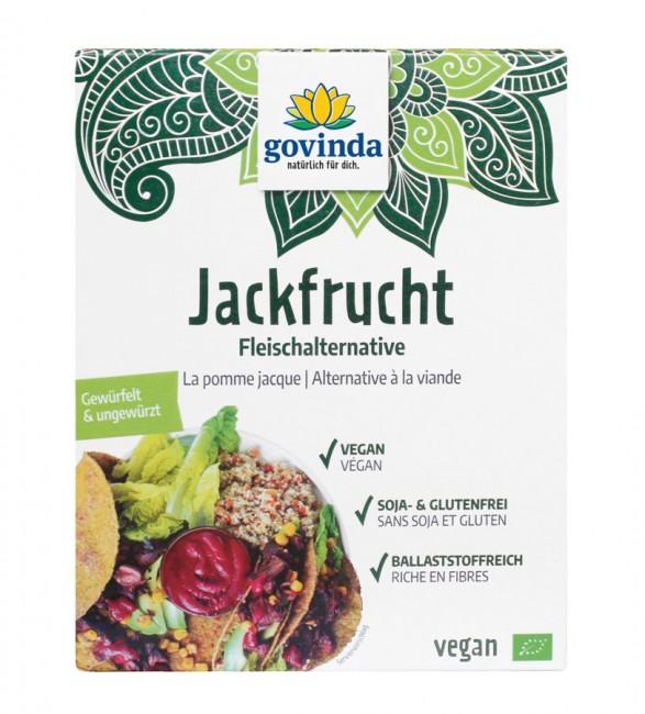 Govinda : Jackfrucht Würfel, bio (200g)