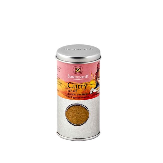 Bio Curry Pulver scharf von Sonnentor