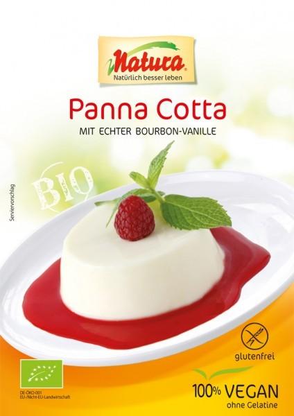 Natura : Bio Panna Cotta Pulver, vegan (45g)