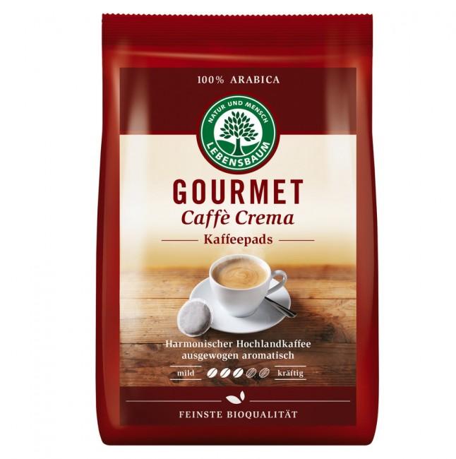 Lebensbaum : Caffee Crema Pads, bio (18 Stück)