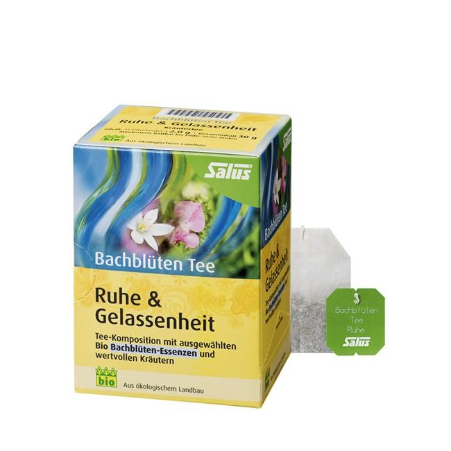 SALUS Bachblütentee Ruhe und Gelassenheit 15 Filterbeutel - BIO