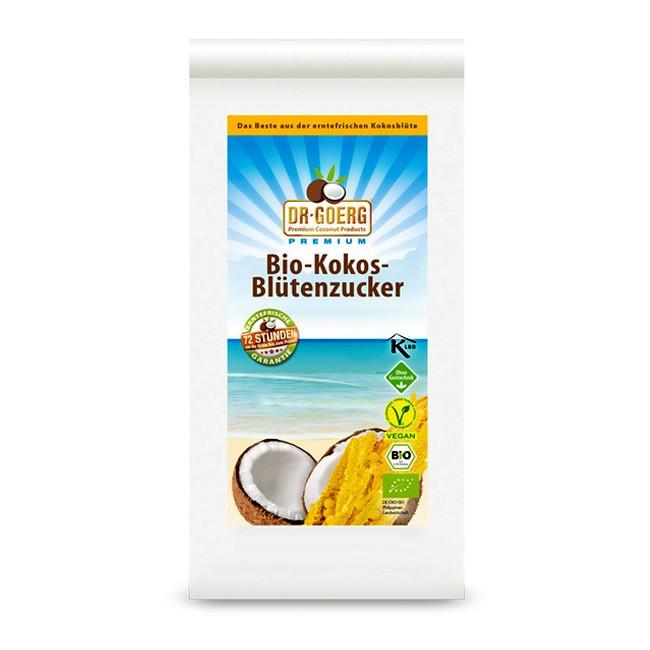 Premium Kokosblütenzucker 1kg - Dr. Goerg