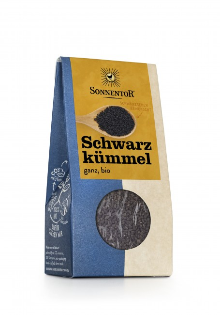 Sonnentor : Schwarzkümmel, bio (40g)