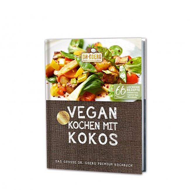 Vegan Kochen mit Kokos - Buch von Dr. Goerg