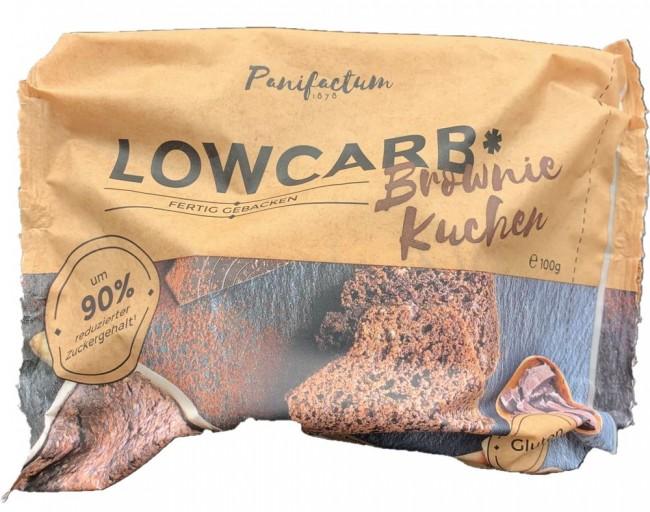 Panifactum : LowCarb Browniekuchen (200g)