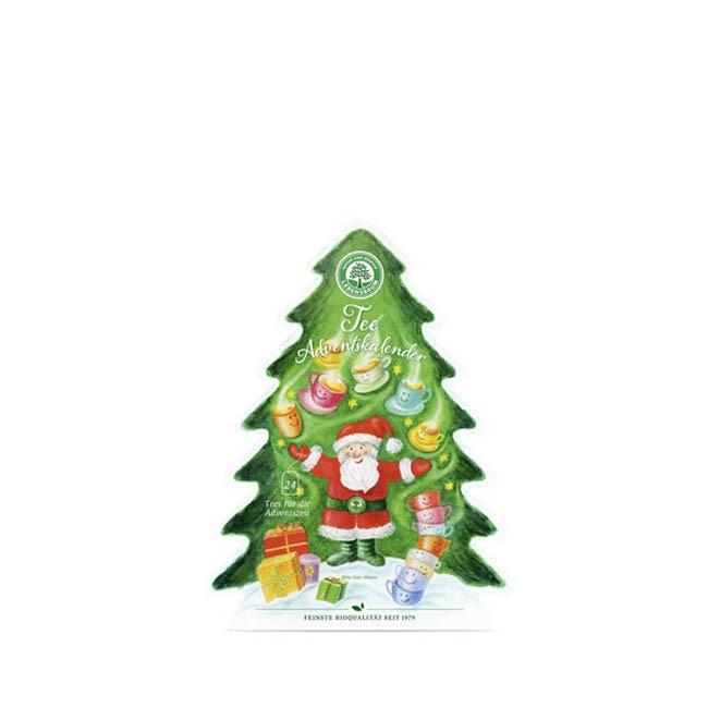 Lebensbaum : Tee-Adventskalender groß, bio (43,25 g)