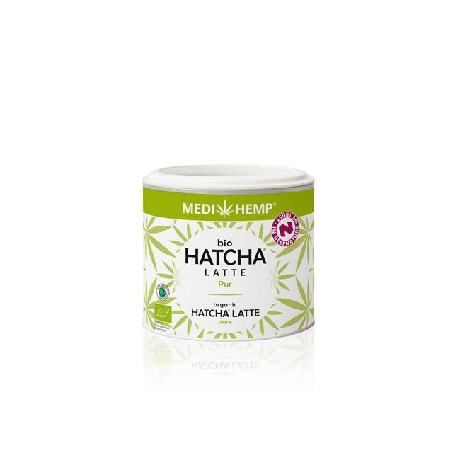 Medi Hemp: Hatcha Latte Pur, bio (45g)