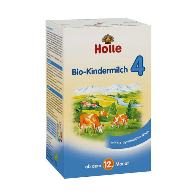 Laktosefreie Kindermilch