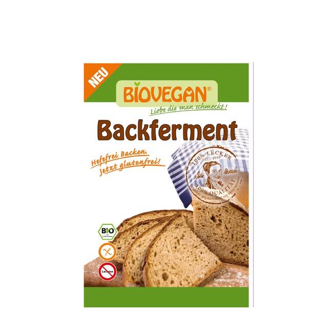 Biovegan-Backferment-glutenfrei