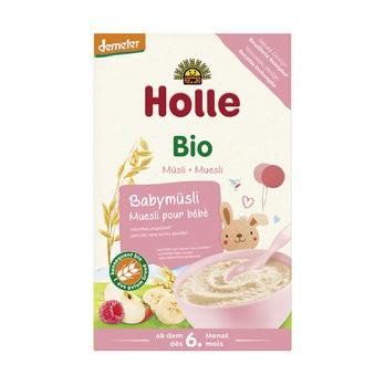 Holle : Bio-Babybrei Babymüsli, Demeter (250g)