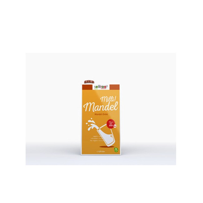 Soyatoo Milli! Mandel-Drink, bio 0,75l