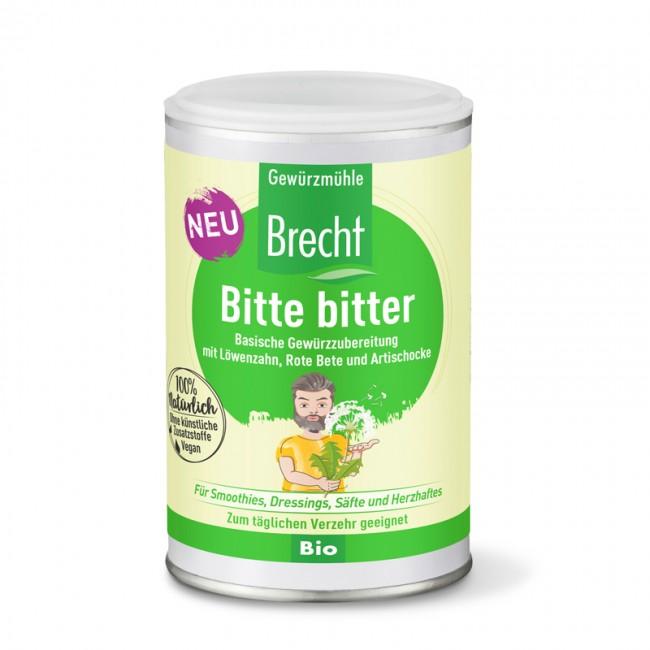 Brecht : Bitte bitter, Dose, bio (55g)