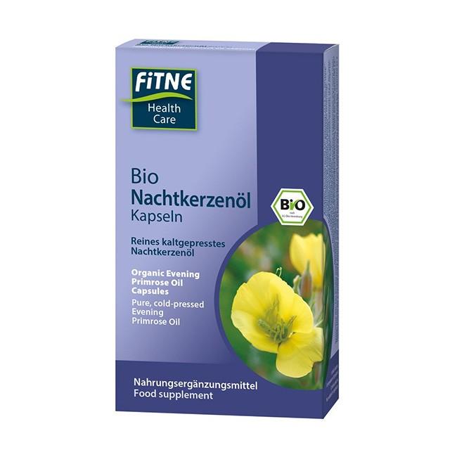 Bio Nachtkerzenöl Kapseln (60 St.) - eine Quelle für essentielle mehrfach ungesättigte Fettsäuren
