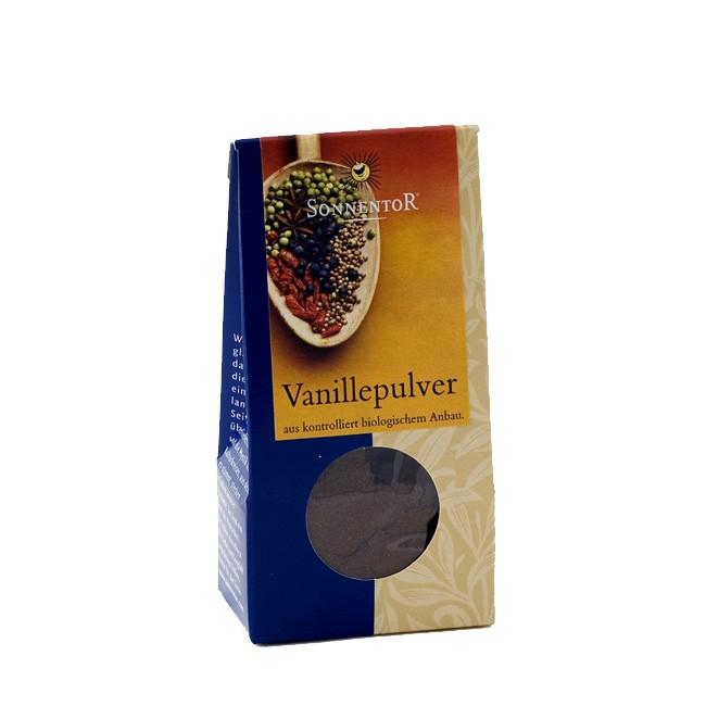 Bio Vanillepulver gemahlen von Sonnentor (10g)