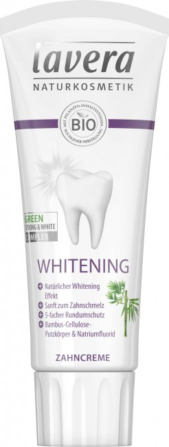Lavera :  Zahncreme Whitening (75ml)**