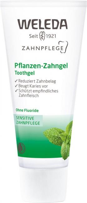 Weleda : Pflanzen-Zahngel (75ml)**