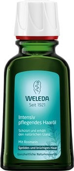 Weleda : Intensiv Pflegendes Haaröl (50ml)