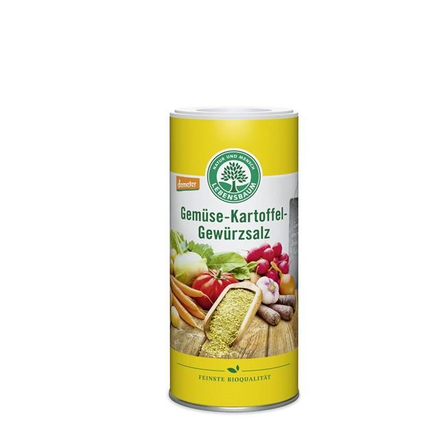 Lebensbaum : Bio Kartoffel Gemüse Gewürzsalz (150g)