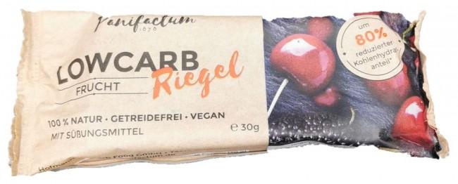 Panifactum : LowCarb Riegel Frucht (30g)