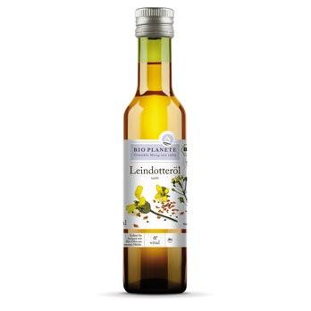 Bio Planète : Leindotteröl nativ, bio (250ml)