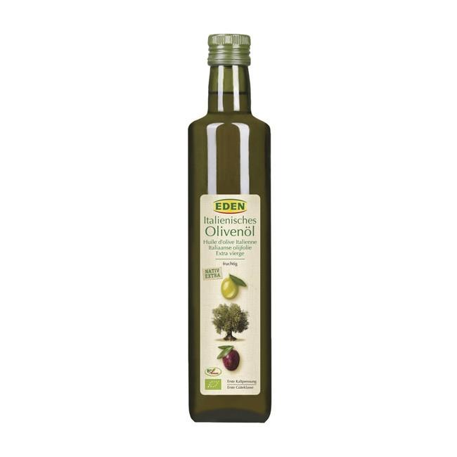 Italienisches Bio Olivenöl nativ extra von Eden (500ml)