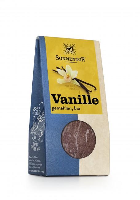 Sonnentor : Vanillepulver gemahlen, bio (10g)