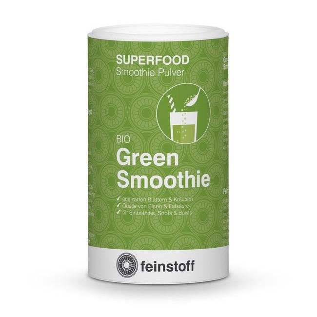 Green Smoothie Bio Pulver von Feinstoff 125g