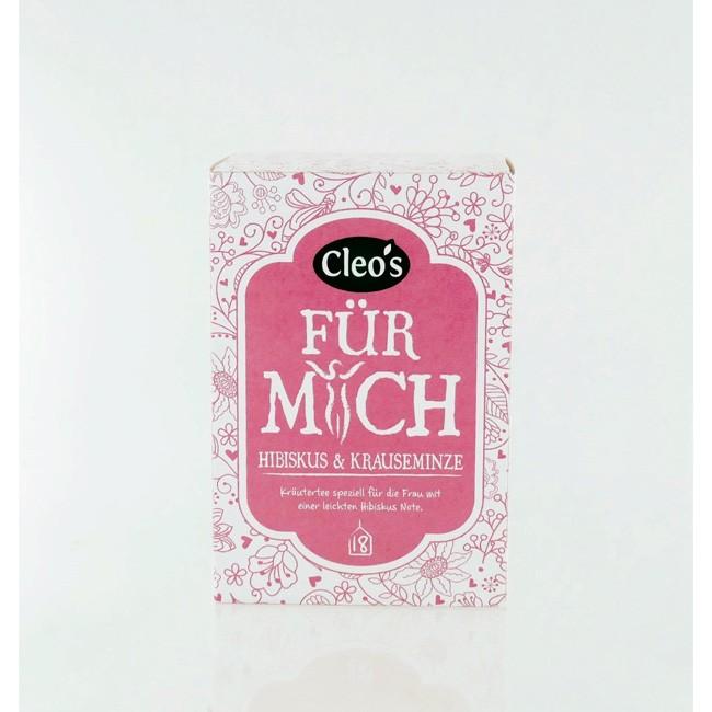 Cleo's Für mich Biologischer Tee (18 Beutel)