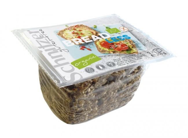 Schnitzer : Glutenfreies Bread Less Kastenbrot, bio (350g)