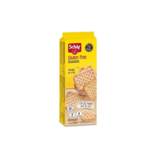 Werz Snackers bio 115g