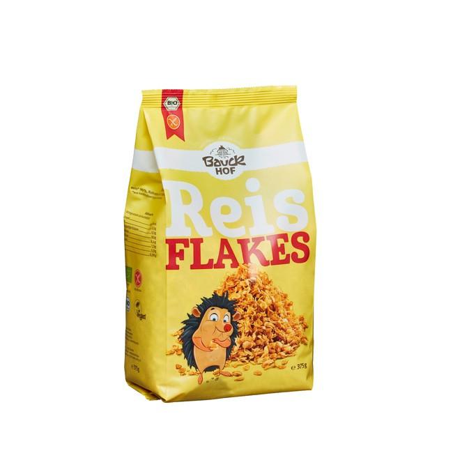Bauckhof Bio Reisflakes 375g glutenfrei