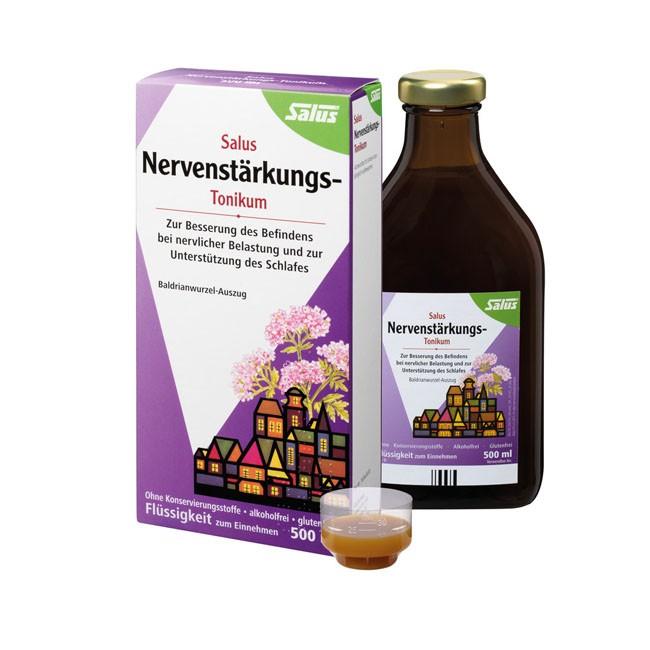 Salus Nervenstaerkungs-Tonikum 500ml